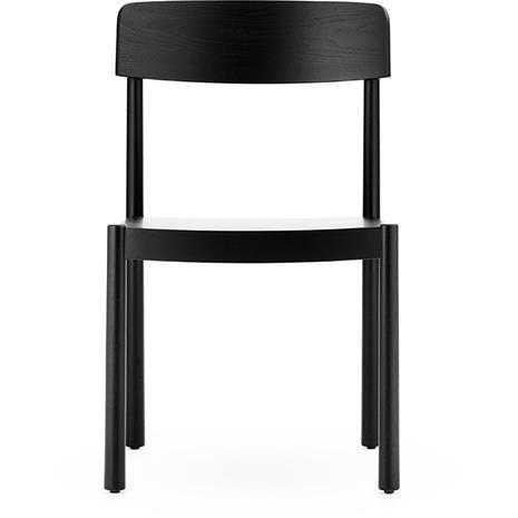 Normann Copenhagen Normann Copenhagen-Timb Chair, Black