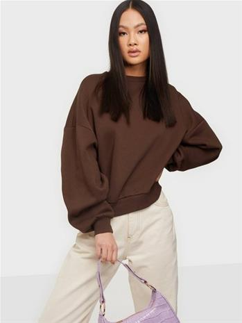 NLY Trend Perfect Chunky Sweater Ruskea