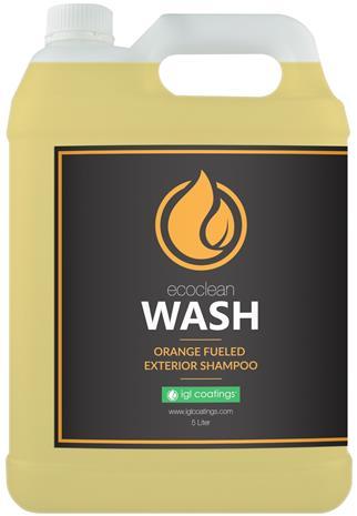 IGL Coatings Ecoclean Wash 5L autoshampoo
