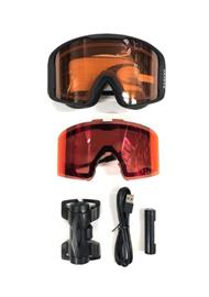 Oakley Line Miner Inferno Prizm Torch iridium + Persimmon lens ajolasit