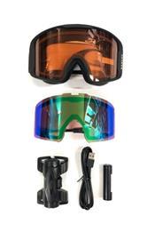 Oakley Line Miner Inferno Prizm Jade iridium + Persimmon lens ajolasit