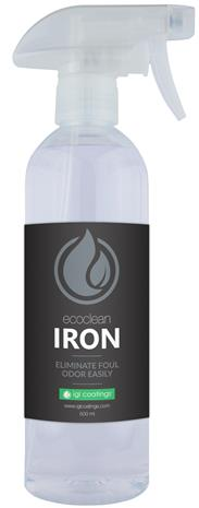 IGL Coatings Ecoclean Iron 500ml raudanpoistoaine