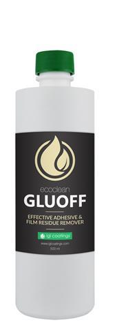 IGL Coatings Ecoclean Gluoff 500ml liimanpoistoaine