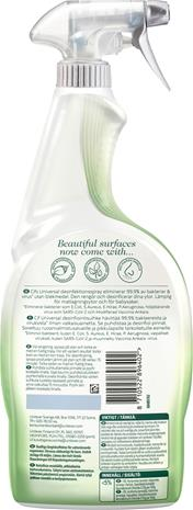 Cif Disinfect & Shine Universal 750 ml puhdistussuihke