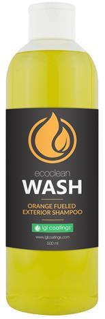 IGL Coatings Ecoclean Wash 500ml autoshampoo