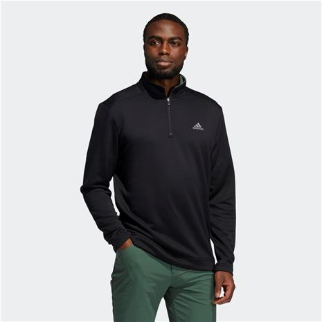 adidas Club Quarter-Zip Pullover