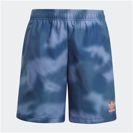adidas Allover Print Camo Swim Shorts