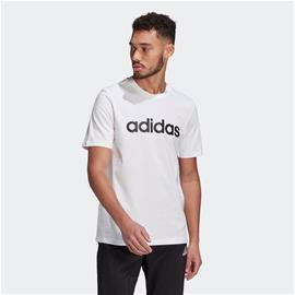 adidas Essentials Embroidered Linear Logo Tee