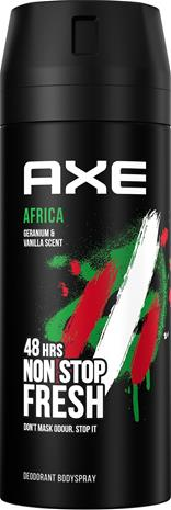 Axe Africa 150 ml deodorant bodyspray