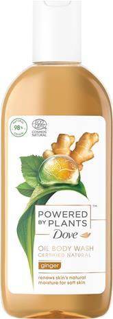Dove Powered by Plants Ginger 250 ml suihkusaippua