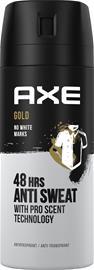 Axe Gold 150 ml antiperspirant spray
