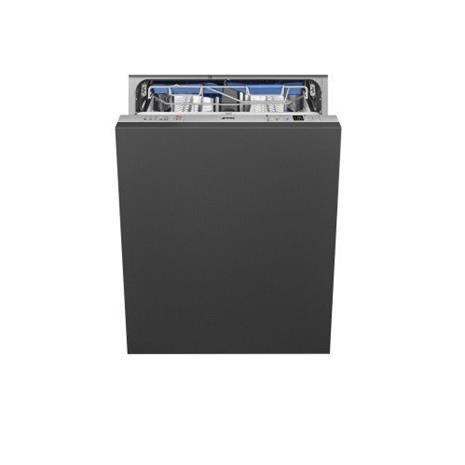 Integroitava astianpesukone Smeg STL62335LFR, 13 astiastoa 60 cm