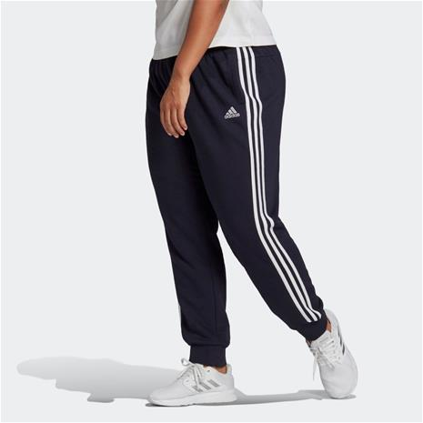 adidas adidas Essentials French Terry 3-Stripes Pants (Plus Size)