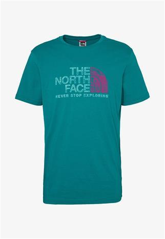 The North Face Rust 2 T-shirt Men's Valkoinen XL