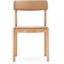 Normann Copenhagen Normann Copenhagen-Timb Chair, Ultra Leather, Tan/Camel