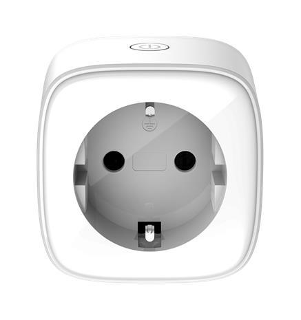 D-Link Mini Wi-Fi Smart Plug with Energy Monitoring DSP-W218/E, älypistorasia