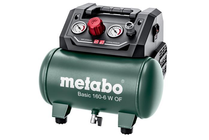 Metabo BASIC 160-6 W OF (601501000) 900W 6L, kompressori