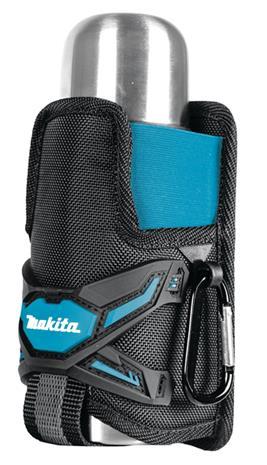 Makita E-05599, työkaluvyön lisätasku ja termos