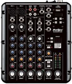 MadBoy Blender-422U, karaoke/audiomikseri + usb-soitin