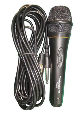 Audio Design Pro PA M10, mikrofoni
