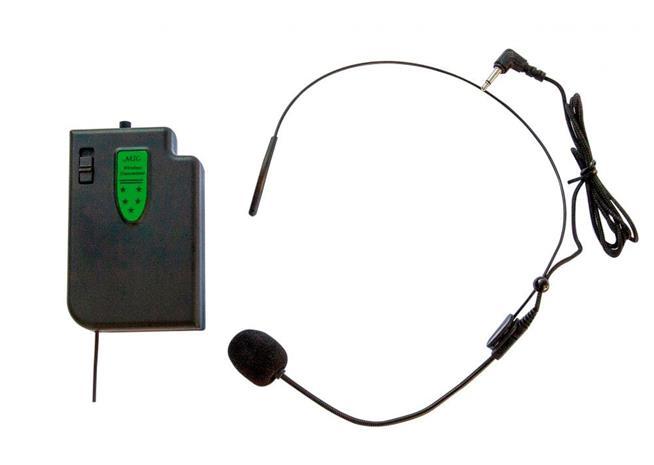 Audio Design Pro M2 HS2, karaokeheadset