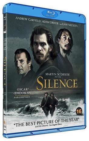 Silence (2016, Blu-Ray), elokuva