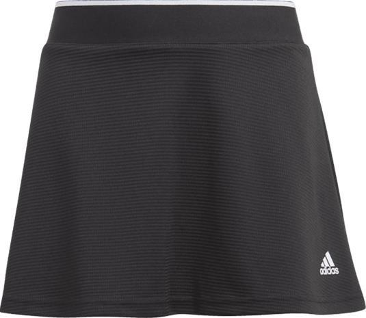 Adidas GIRLS CLUB SKIRT BLACK/WHITE