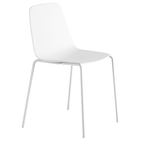 Viccarbe Maarten tuoli, valkoinen