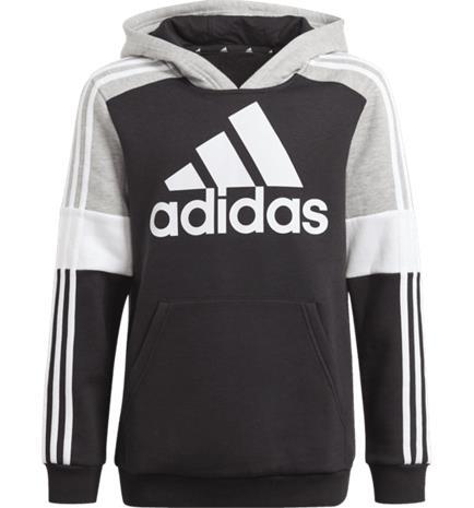 Adidas J FL CB HOODIE BLACK/MGRE