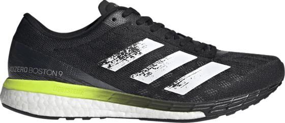 Adidas ADIZERO BOSTON 9 M CBLACK/FTWWHT/SYEL