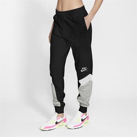 Nike W NSW HERITAGE JOGGER FLC MR BLACK