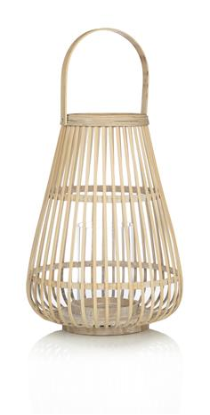 Aina Inga ø27x36cm bambulyhty