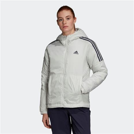 adidas Essentials Insulated Hooded Jacket, Naisten takit, paidat ja muut yläosat