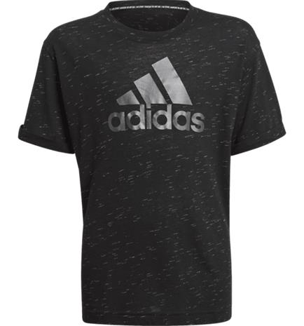 Adidas G BOS TEE BLCKME/BLACK