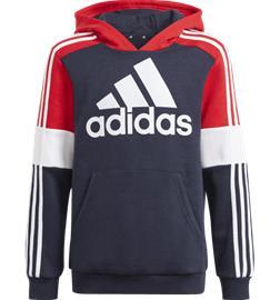 Adidas J FL CB HOODIE LEGINK/VIV