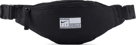 Nike NK BB HERITAGE S HIP PACK-FLY BLACK/BLACK/WHITE