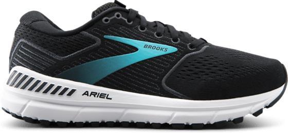 Brooks W ARIEL 20 BLACK/EBONY/BLUE