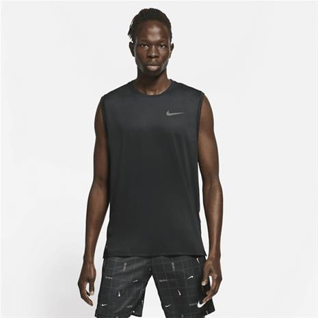Nike M NK T TANK HPR DRY BLACK/DARK GREY