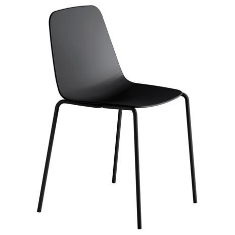Viccarbe Maarten tuoli, musta