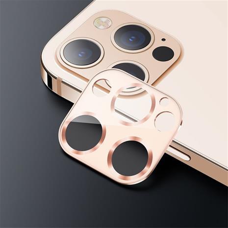 Apple iPhone 12 Pro Max, kameran linssisuoja