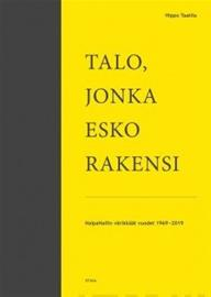 Talo, jonka Esko rakensi : HalpaHallin värikkäät vuodet 1969-2019 (Hippo Taatila), kirja
