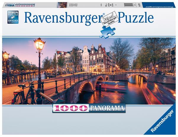 Ravensburger AT Amsterdam Panorama 1000p palapeli