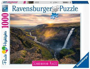 Ravensburger Norway 1000p palapeli