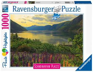 Ravensburger Fjord in Norway 1000p palapeli