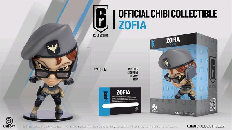 Six Collection - Zofia Figurine Series 6