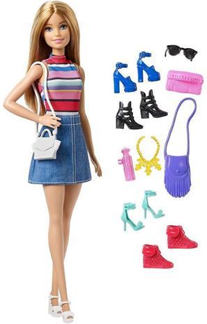 Barbie Nukke ja Asusteet