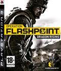 Operation Flashpoint 2: Dragon Rising, PS3-peli