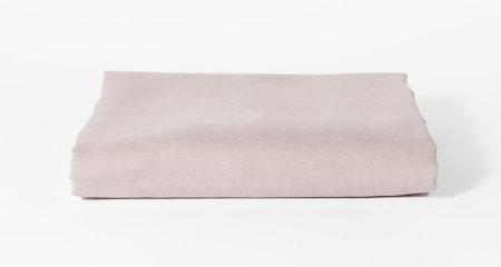 Linneverket Pöytäliina Dusty Rose 150x250 cm