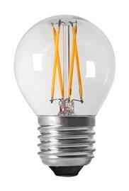PR Home PR Home Shine LED-Lamppu Pyöreä Filament E27 470 lm Kirkas