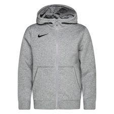 Nike Huppari Fleece Park 20 - Harmaa/Musta Lapset